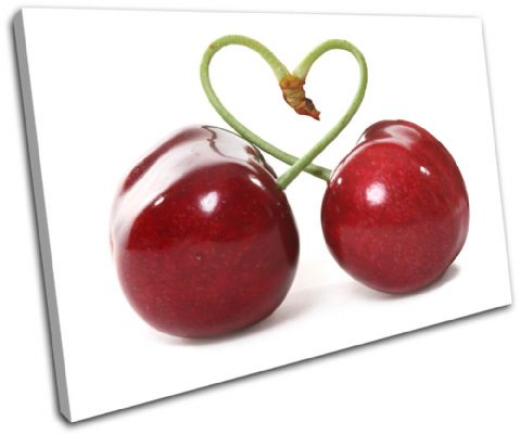 Fruit Cherry Heart Food Kitchen - 13-1178(00B)-SG32-LO